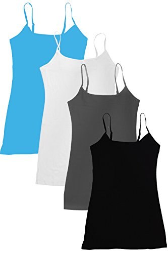 4 Pack Active Basic Women