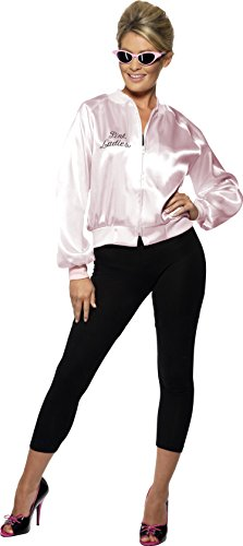 Extra Large Women's Pink Lady Costume (Pink Ladies Costume From Grease)