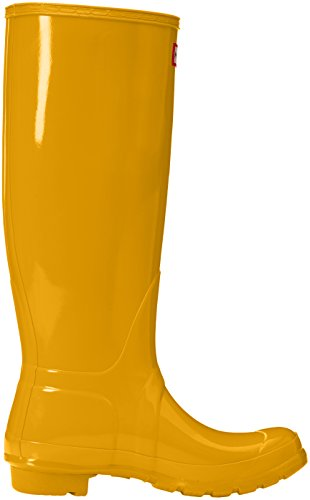 Boot Yellow Hunter Original Tall Women's Rain XqqwFR8I