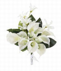 Faux-6-Mini-Calla-Lily-Corsage-White-Pack-of-12