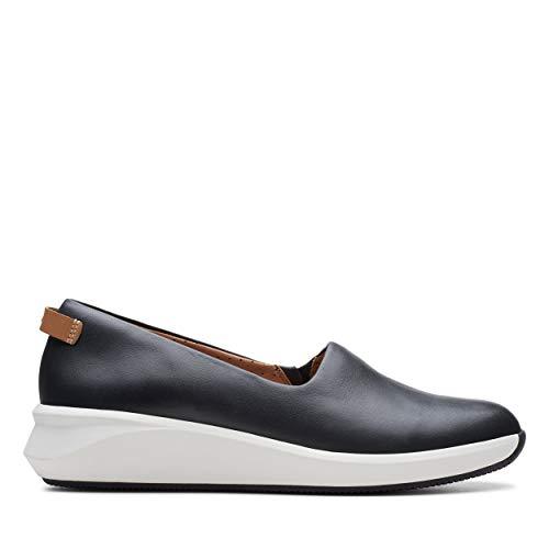 Ville Chaussures Pour Femme À De Lacets Noir Clarks aExq7Fn7