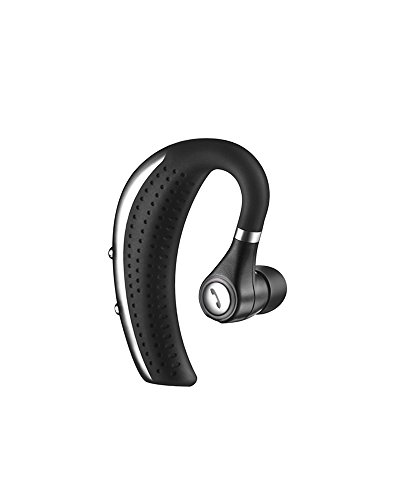 Wireless Bluetooth 4.0 Handsfree Earphones Headset (Black) - 2