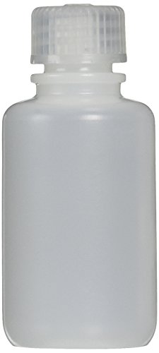 Nalgene HDPE Narrow Mouth Round Container, 2 Oz ()