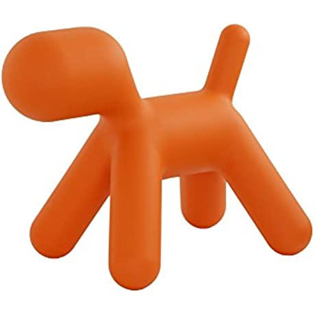 Magis Me Too Design Puppy Medium Orange