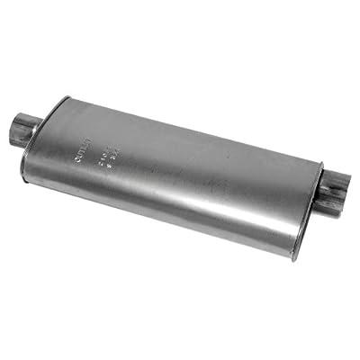 Walker 21054 Quiet-Flow Stainless Steel Muffler: Automotive