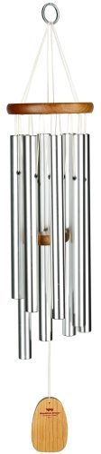 Woodstock Alto Silver Gregorian Chimes- Inspirational Collection