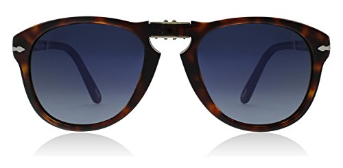 Persol STEVE MCQUEEN LIMITED EDITION PO 0714SM Sunglasses, Havana, 52 - Mcqueen Sunglasses