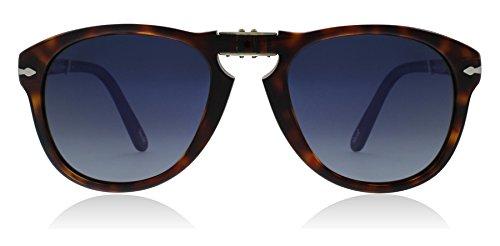 Persol STEVE MCQUEEN LIMITED EDITION PO 0714SM Sunglasses, Havana, 52 - Sunglasses Steve Mcqueen