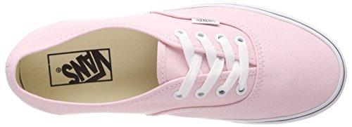 Sneaker Authentic Chalk Vans Pink White Donna Rosa Q1c True BUO44aqSn