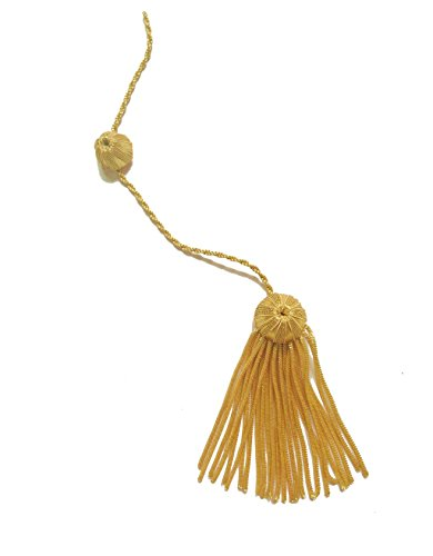 Doctoral Tam Gold Bullion Tassel Grad Days