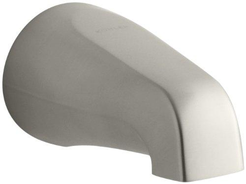 UPC 087206841682, KOHLER K-15135-BN Coralais Non-Diverter Bath Spout, Vibrant Brushed Nickel