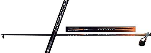 Yoko 6700 70% Carbon Cross-Country Ski Poles, 160cm (63'') by Yoko