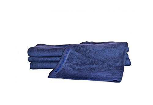 The Original BleachSafe Towel, 16'' x 28'' (Navy) 24-Pack by BLEACHSAFE