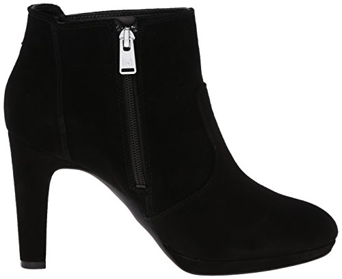 To High Ally Boot Women's Suede Black 7 Seven Rockport XxPERwO
