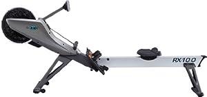 Professioneller Studio-Ruderergometer MAXXUS® RX 10.0 - Kombinierter Luft-...
