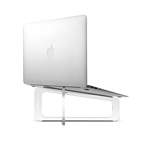 Twelve South GhostStand for MacBook | Ultra-modern lucite la