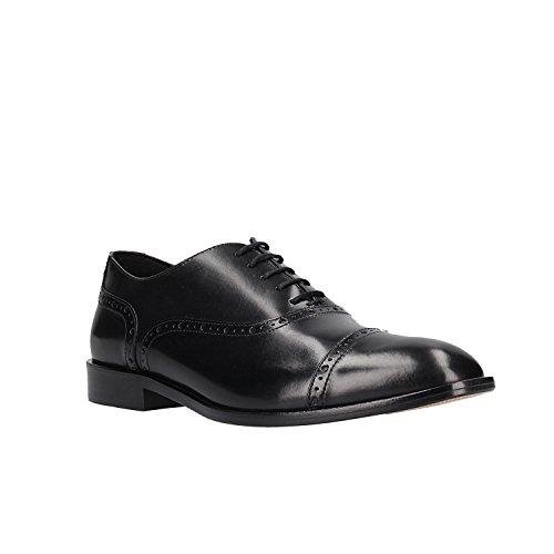 black U C9999 Geox Saymore Noir Richelieus A Homme 4Y4AwfqF