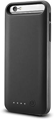 Amazon.com: iPhone 6 Funda Cargador de batería Caso, Spigen ...