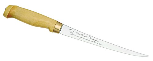 Marttiini Messer Finnisches Filetiermesser Holzgriff Gesamtlänge: 31.3 cm, 903019