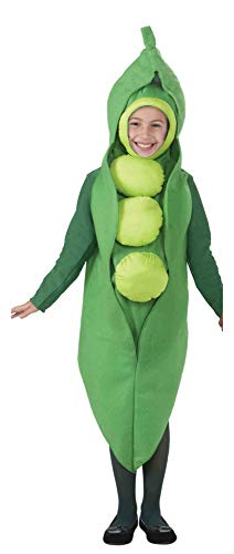 Forum Novelties Fruits and Veggies Collection Peas in a Pod Child Costume, Small]()