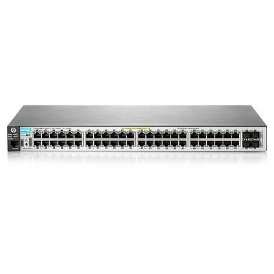 HP J9772A 2530-48G-Poe+ 48 Port Gigabit - Remote Hp