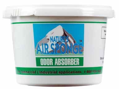 Nature'S Air Sponge Odor Absorber Unscented Plastic Tub 1 Lb. by Delta (Image #1)