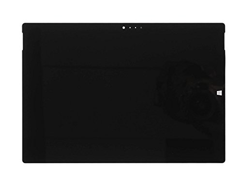 Digitalsync-replacement Lcd Touch Screen Digitizer Glass Assembly for Microsoft Surface Pro 3 V1.1 (Glass Pro Lcd)