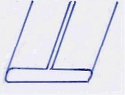 50/m/ètres /douverture/» Turquoise 30/mm//coton Textimo Biais/