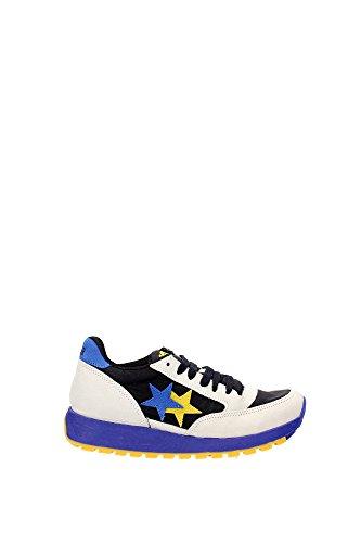 EU 2Star Sneakers Donna 2SD1152NAVYGHIACCIO 38 TcrIncW