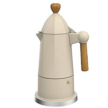 SJQ-coffee pot Cafetera Italiana de Acero Inoxidable 304 con ...