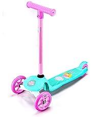 Patinete Infantil Articulado Uni Toys Rosa