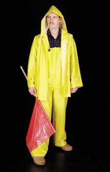 2 Piece Waterproof Rainsuit - 8