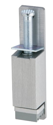 Stop Door Ives Wall - Ives Commercial 044074996296 Plunger Door Holder, Aluminum