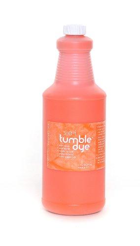 Sew Easy Industries Tumble-Dye Bottle, 1-Quart, Orange by Sew Easy Industries