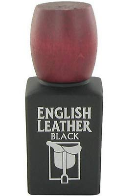 Dana English Leather Black For Men Cologne Spray 3.4 oz
