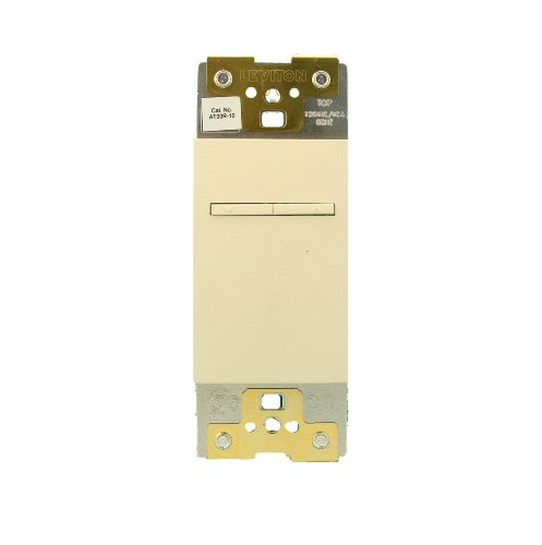 Leviton AT00R-10S, Acenti Coordinating Remote Dimmer/Fan Speed Control, 3-Way or up to 10 locations, ()