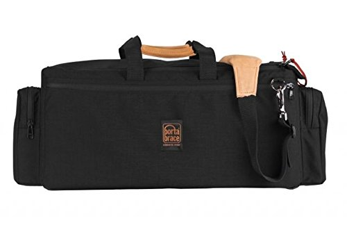 PortaBrace CAR-3AUD Audio Cargo Case, Professional Equipment, Black Bags by PortaBrace