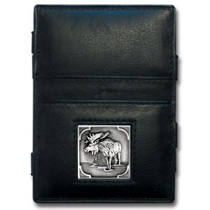 Siskiyou Sports SJL14 Jacobs Ladder Moose Wallet