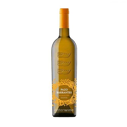 白ワイン Albariño Pazo Barrantes (6x75cl) スペイン  B079S39BVS
