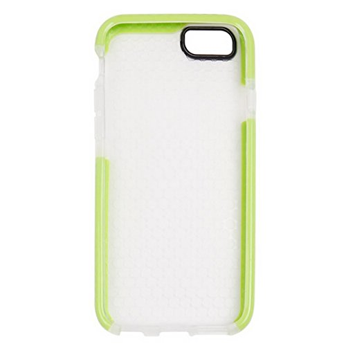 Phone Taschen & Schalen Für iPhone 6 Plus & 6s Plus Honeycomb Texture TPU Schutzhülle ( Color : Green )