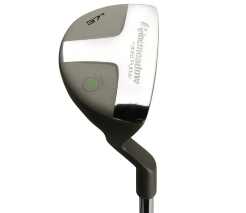 Pinemeadow Golf Hybrid Putter Right-Handed, Regular, 34-Inch