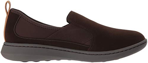 M 110 Clarks Synthetic Move Us Step Jump Women's Dark Brown Sneaker wfz8qg