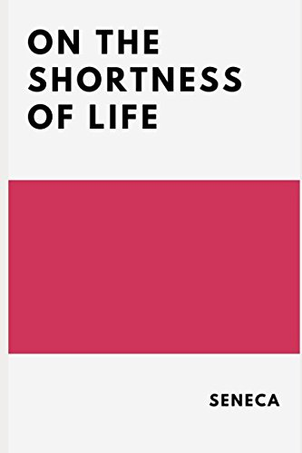 Book cover for On the Shortness of Life