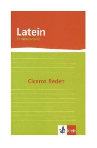 Latein Lernvokabular Ciceros Reden