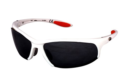 estilo brazos IRONMAN de Wrap Grant negro 3 y gafas sin plástico Foster lentes blanco FG57 Hombre marco de Semi CAT rieles sol STRONG XZAxqnvC