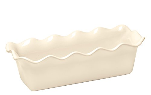 Loaf Baking Dish - Ruffled (Clay) by Emile Henry