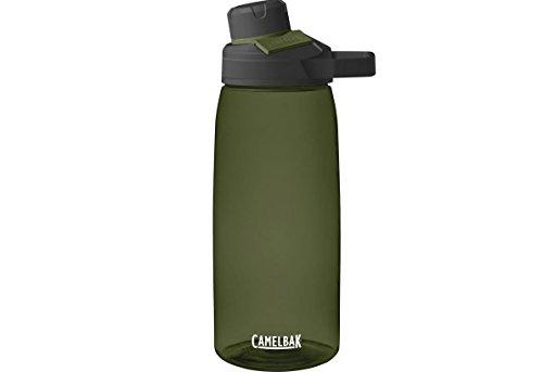 - CamelBak Chute Mag Water Bottle, 32oz, Olive