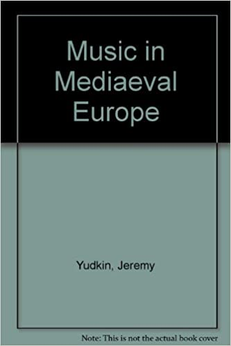 Book Music in Mediaeval Europe