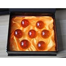 3.5Cm New In Box Dragonball 7 Stars Crystal Ball Dragon Ball Z Balls (7Pc/Set)