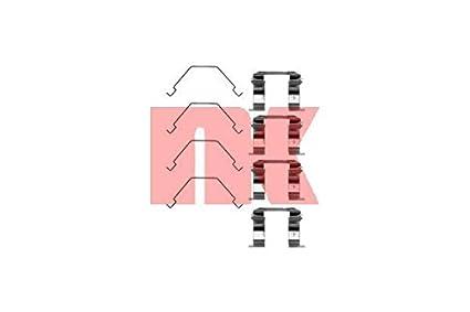 Nk 7932158 kit de recambio de forros de freno